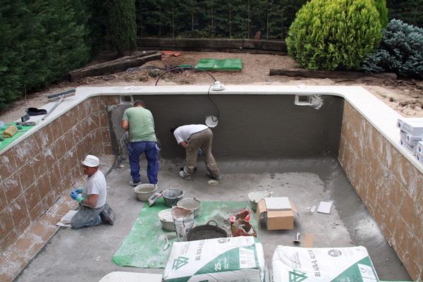 Construcci n de piscinas for Construccion de piscinas de hormigon precios